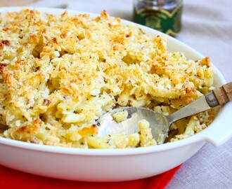 Truffel mac & cheese