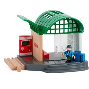 BRIO BRIO World - 33745 Tågstation 3 - 8 years