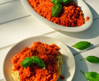 Linssicurry  / Red lentil curry