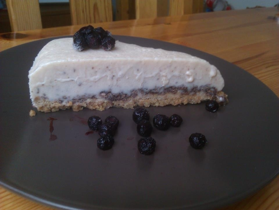 After Eight cheesecake