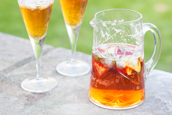Perfect Pimms Summer Drink Recipe