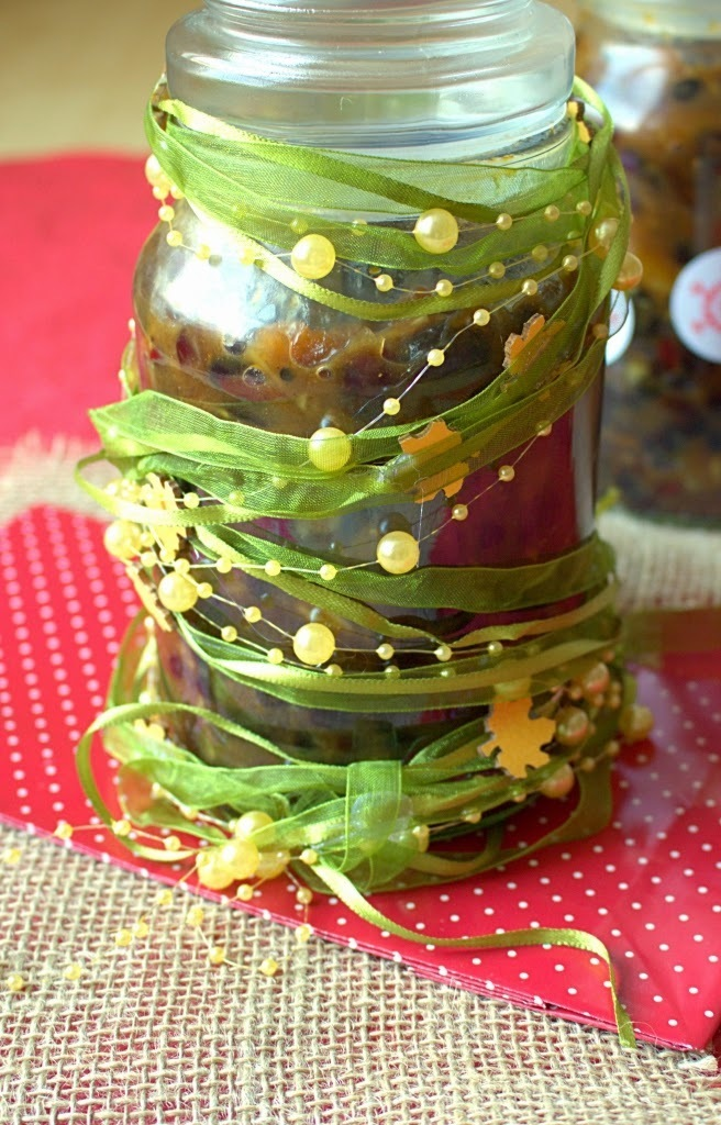 Whisky Christmas Mincemeat - Suet Free
