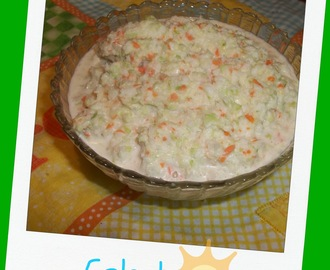 Almost Like Mom's Coleslaw
