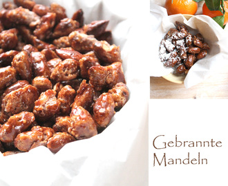 Delicious ! Gebrannte Mandeln selbstgemacht Lakritz oder Zimt * delicious DIY : roasted almonds: cinnamon or licorice