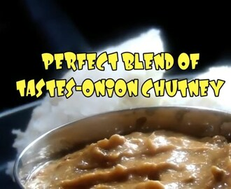 ULTRA TASTY ONION CHUTNEY