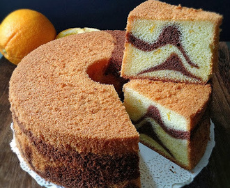 5 Assorted Chiffon Cakes Recipes - Part III