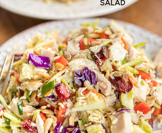 Crunchy Chicken Salad