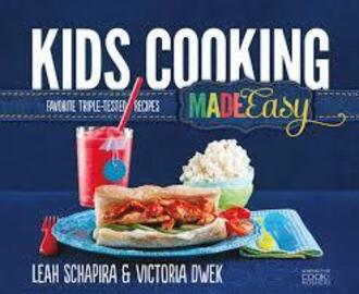 #Cookbook Review: Kids Cooking Made Easy