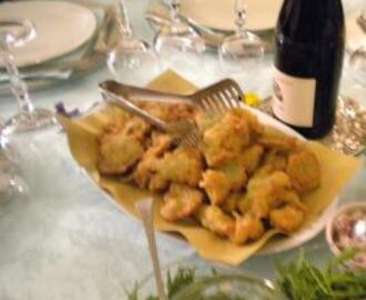 BACCALA' FRITTO