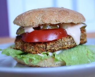 jamie oliver veggie burger rezepte mytaste. Black Bedroom Furniture Sets. Home Design Ideas