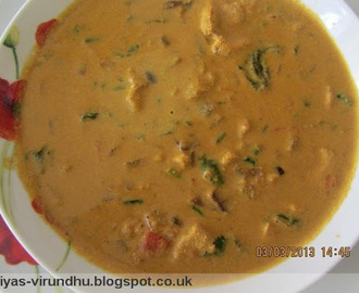 Simple & Easy Chicken Kurma