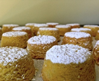 Lemon Almond Polenta Cake - Two Ways (GF)