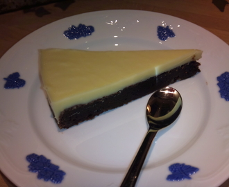Black and White Kladdkaka