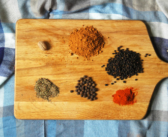 Homemade Jerk Seasoning and other saviours (Spicing Up The Slow Carb Diet)
