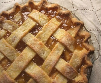 Apple Pie o Tarta de Manzana