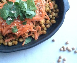 Year of the Bean – time for a chickpea salad