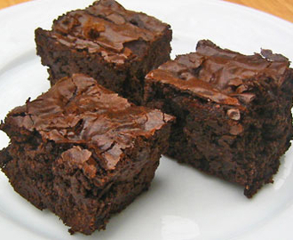 Steffis fudge brownies