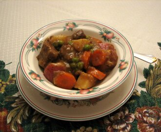 Incredibly Tender Beef Stew