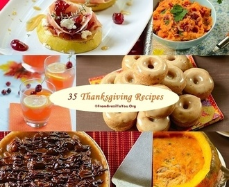 35 Thanksgiving Recipes