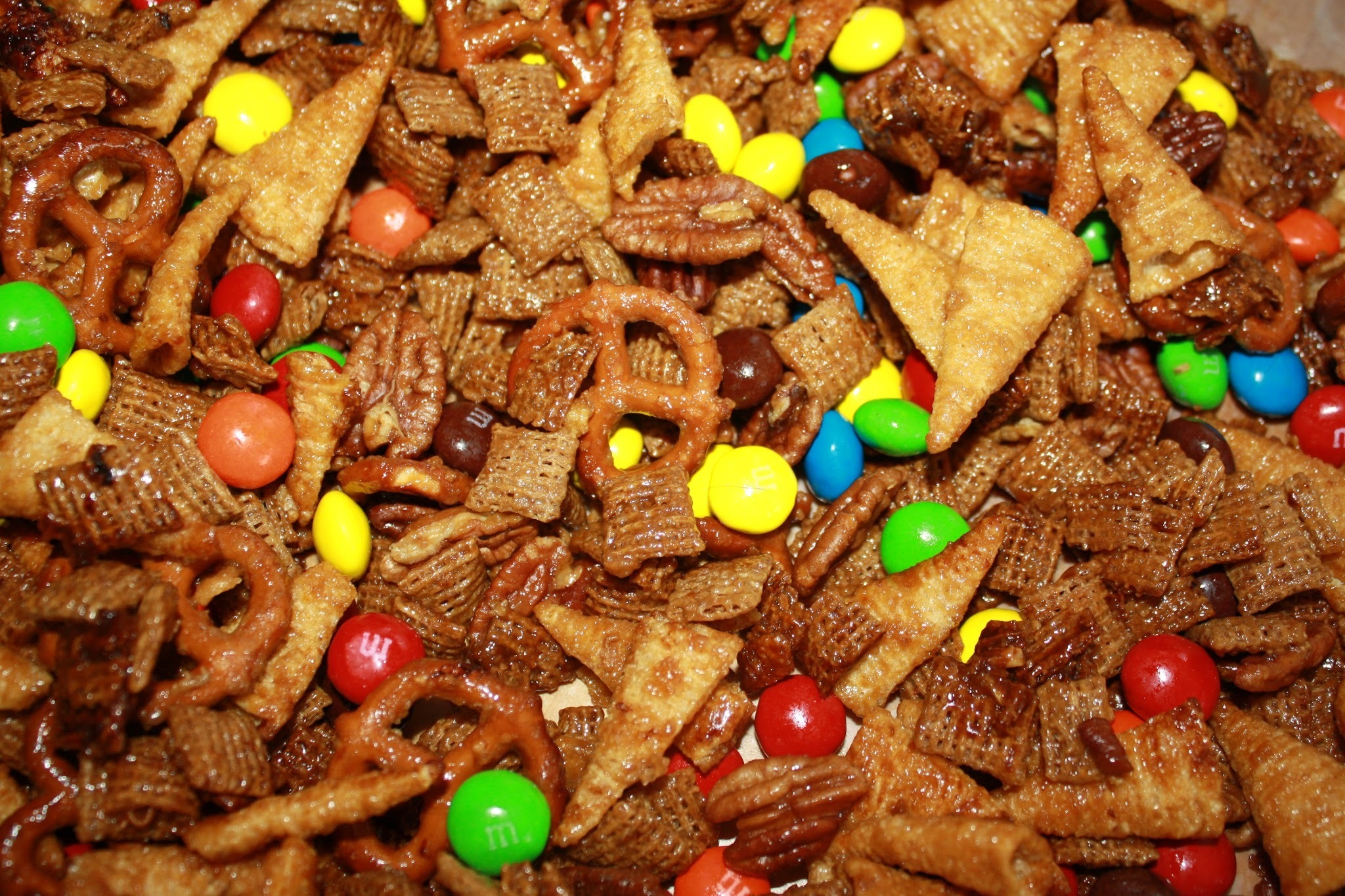 Sweet n' Salty Snack Mix