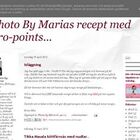 NattMias recept med pro-points...