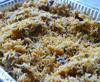 Layered Chicken Biryani | Chicken Biryani Recipe