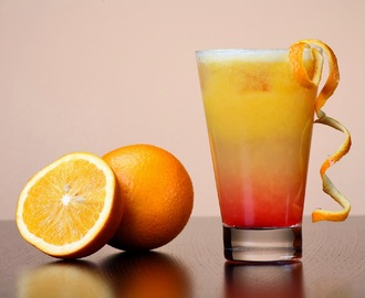 Drink: Tequila Sunrise