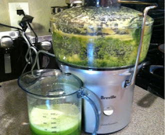 Juicing and Smoothies!