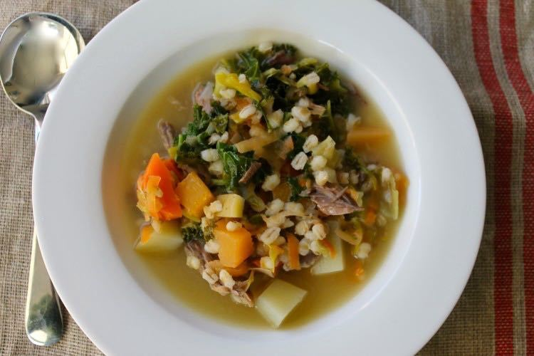 Scotch Broth – The dying national dish?
