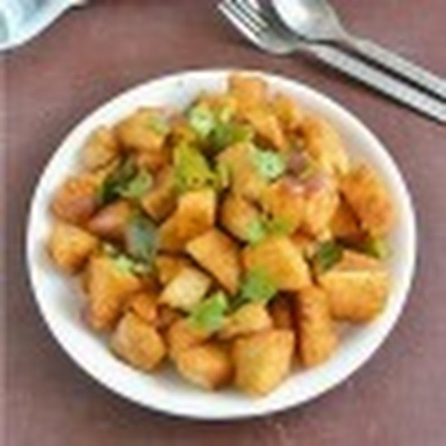 Chilli Idli Recipe – Indian Chinese Chilli Idli Fry Recipe | Easy Lunch Box Recipes for Kids