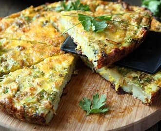Recipe Love: 6 Ideas for Tasty Healthy Easy Dinners (Part 2 Frittata)
