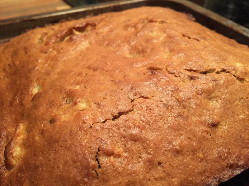 Banana loaf cake recipe for students