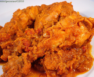 Tamilnadu Chicken Curry( Masala Kozhi)