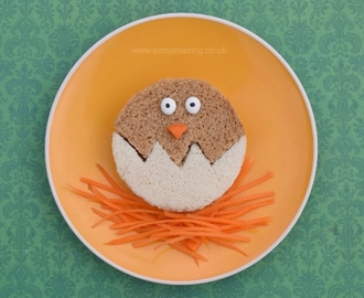 Healthy Easter Food – 6 Fun Kids Sandwich Ideas