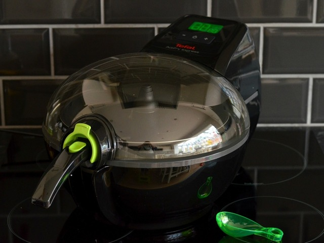 Bolognaise and Chips in the Tefal Actifry Family Express XL