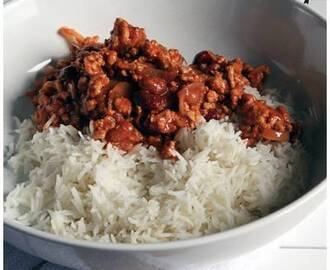 Weight Watchers friendly Chilli con Carne