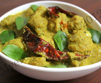 Chettinad Soya Chunks Curry/ Meal Maker Kurma Recipe