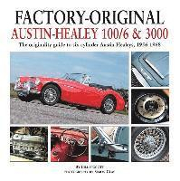 Factory-Original Austin-Healey 100/6 &; 3000