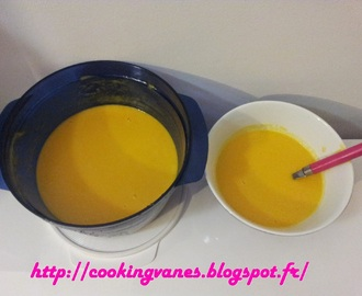 Velouté de potimarron Tupperware