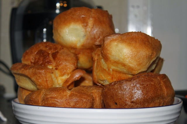 Best Ever Yorkshire Puddings (Apparently)