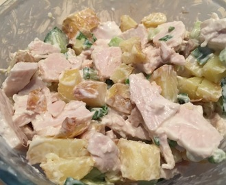 Ultimate potato salad recipe