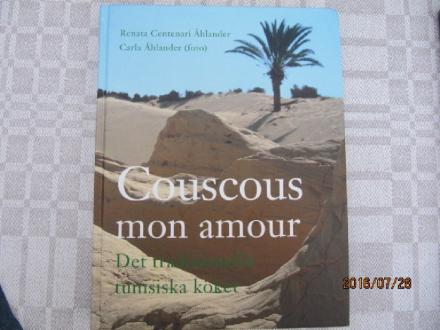 Couscous mon amour - Det traditionella tunisiska köket