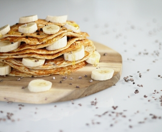 RECEPT: cottage cheese protein pancakes