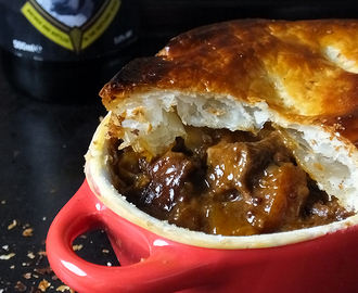 Shetland Beef & Valhalla Ale Slow Cooker Pie