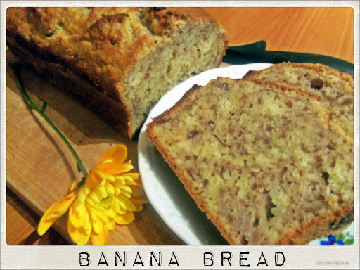Testing the Best Banana Bread Recipe