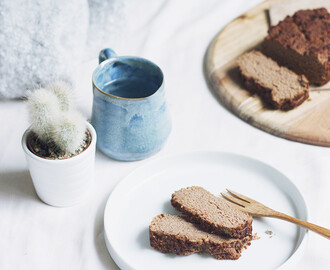 Healthy gingerbread