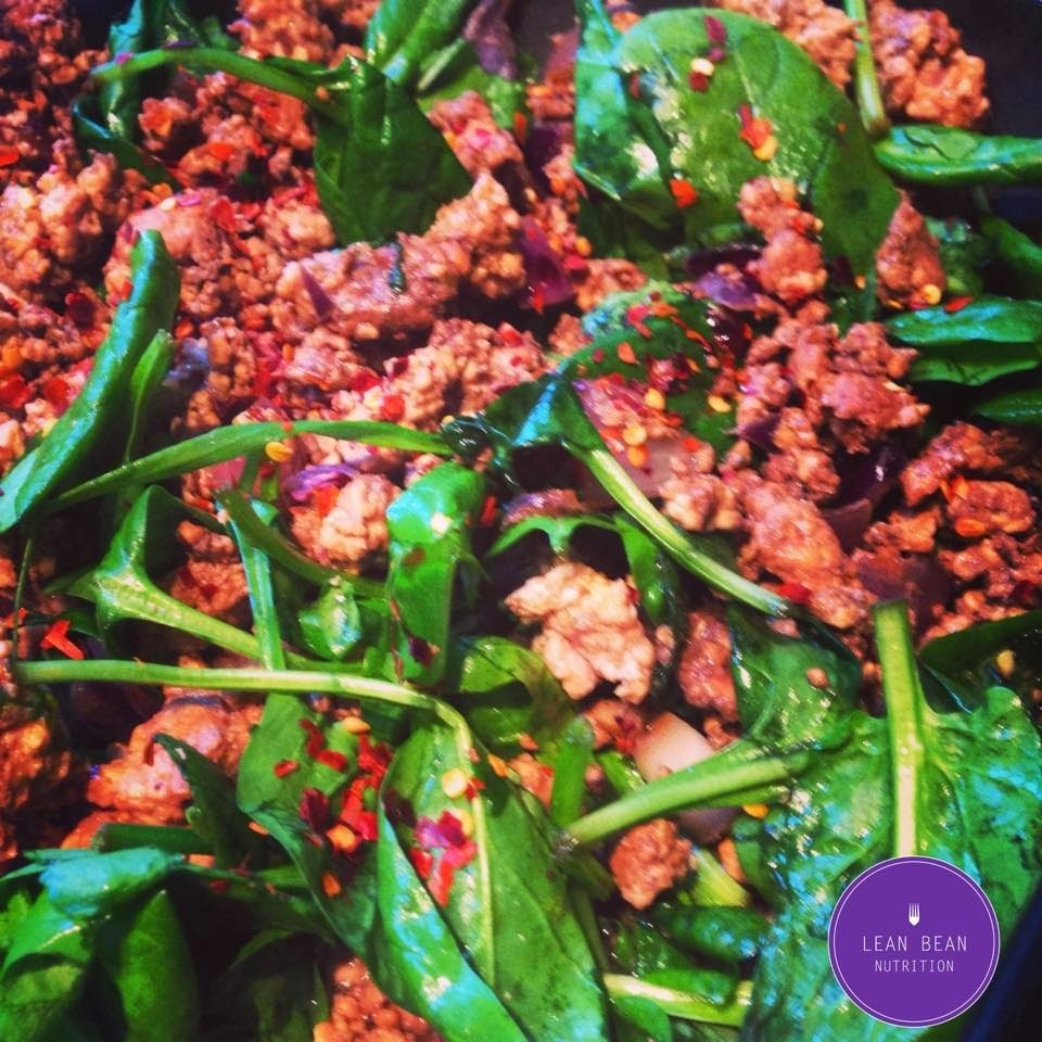 Chinese Turkey Mince