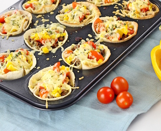 Video: Mini taco's uit de oven