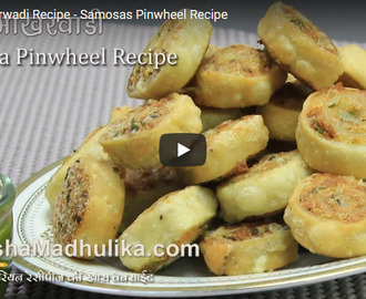 Aloo Bhakarwadi Recipe Video
