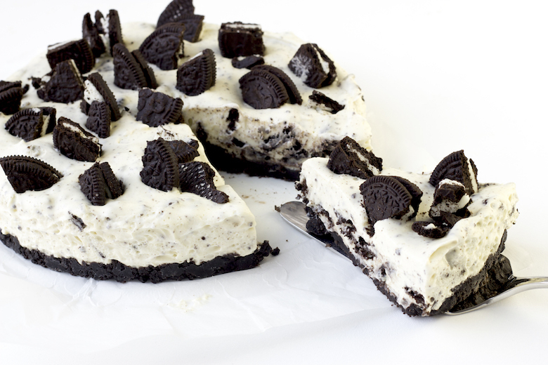 Video: Oreo cheesecake taart! (no bake)